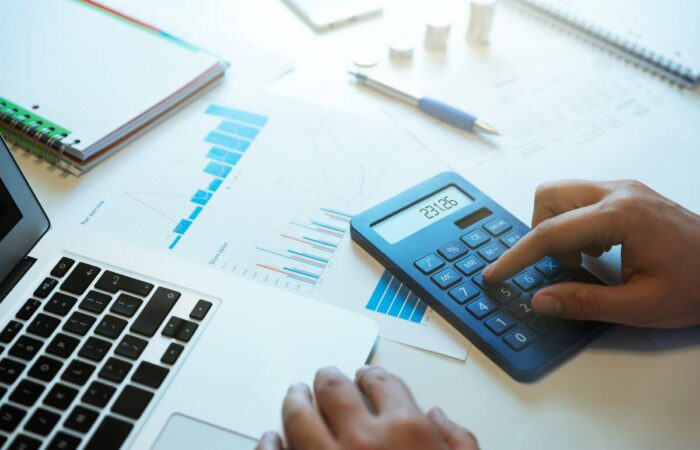 calculating vat for business