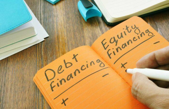 debt financing vs mezzanine finance