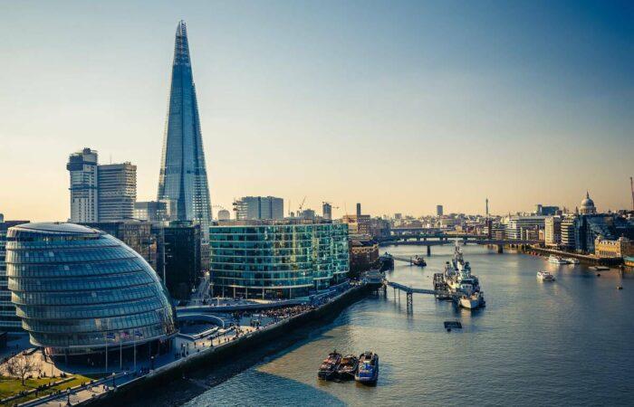 london river thames