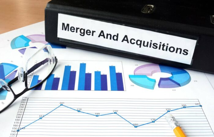 merger and acquisitions folder